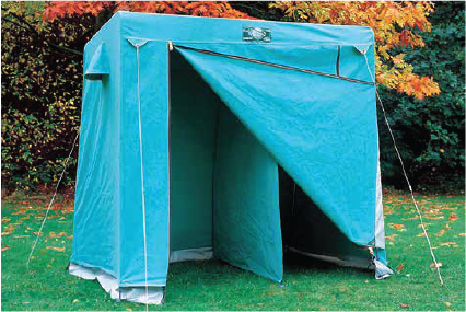& BCT Double Toilet Tent £210.00