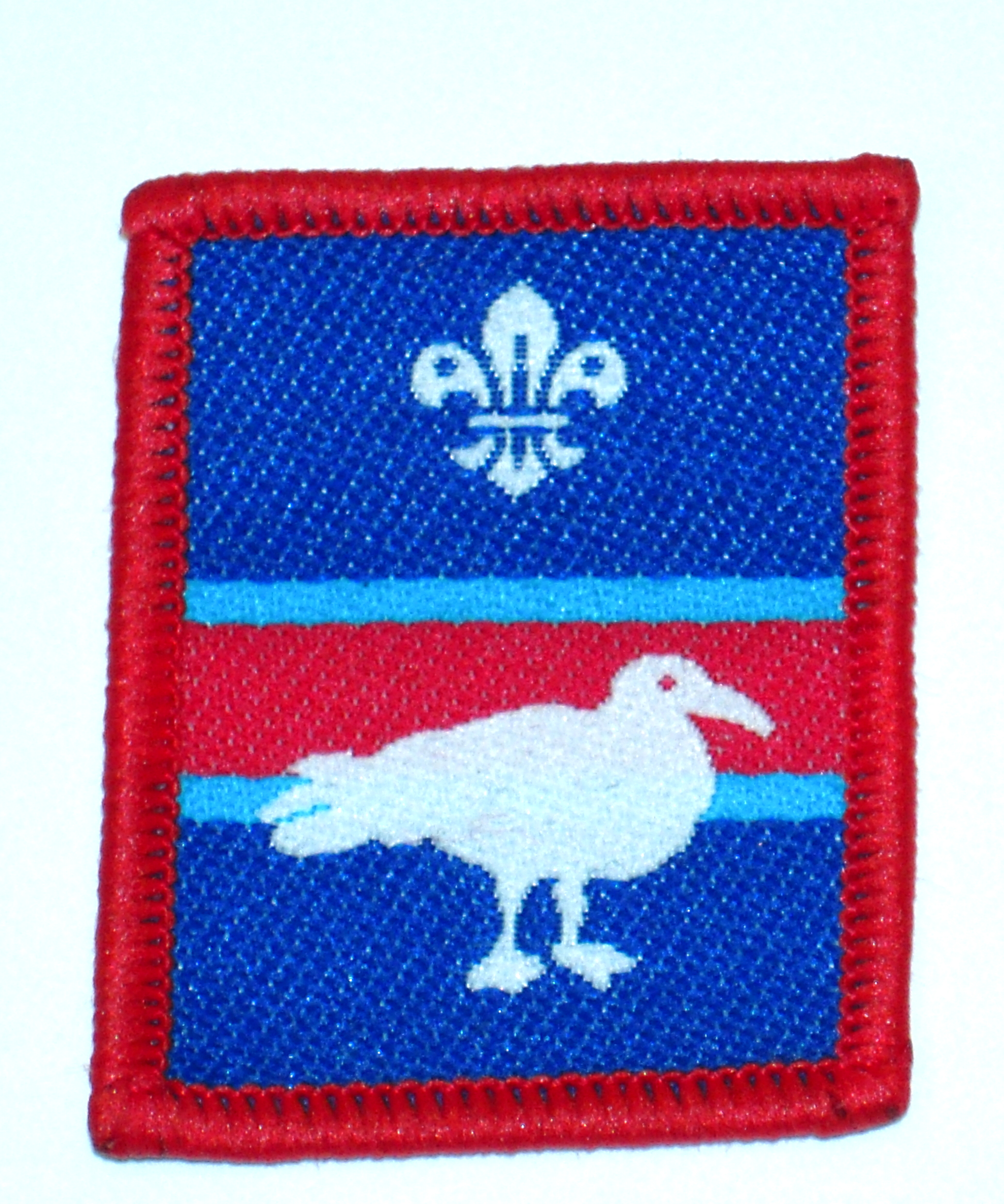 PATROL BADGE SEAGULL SCOUTS