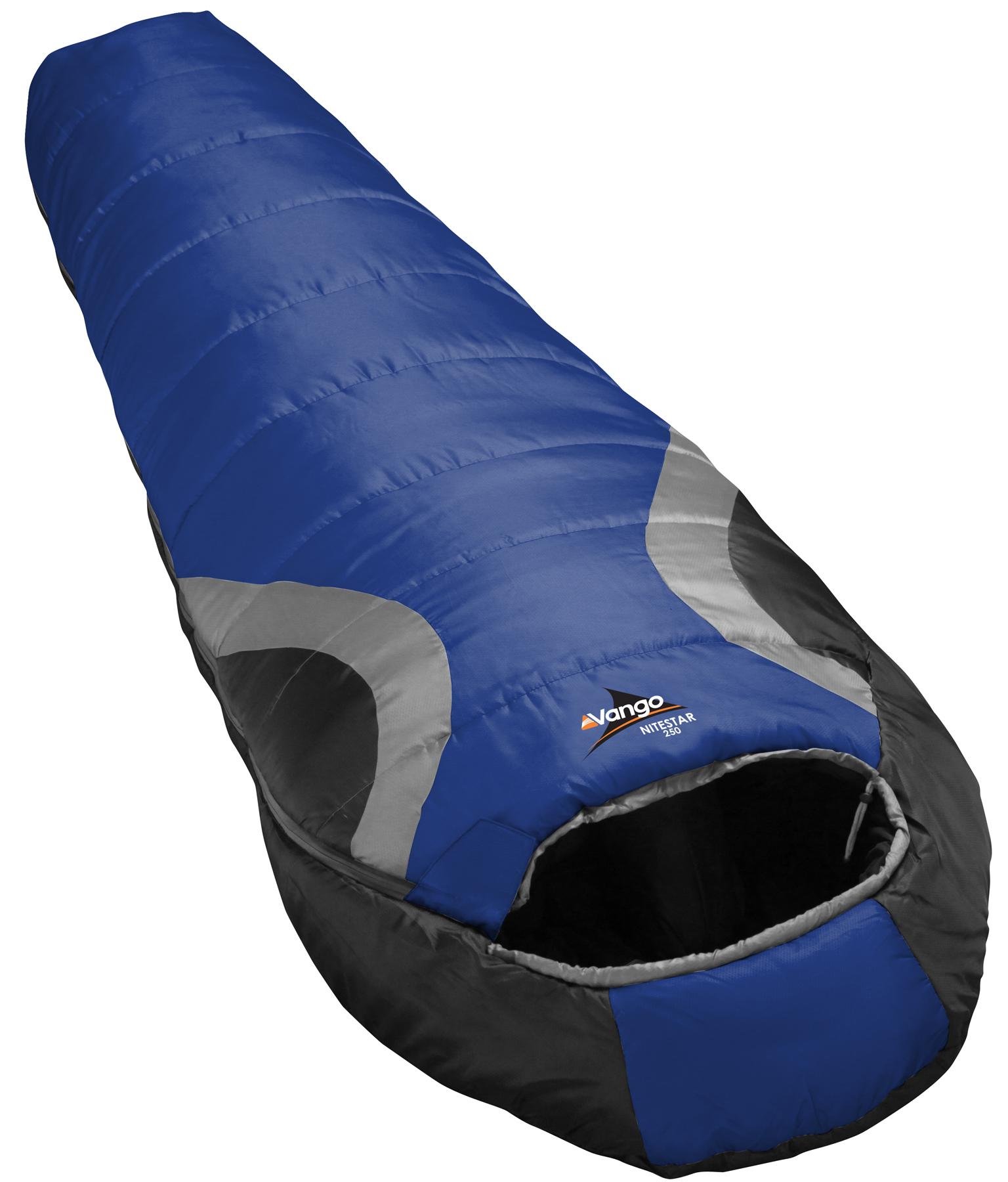 Vango Nitestar 250 DofE Recommended Sleeping Bag Cobalt Blue